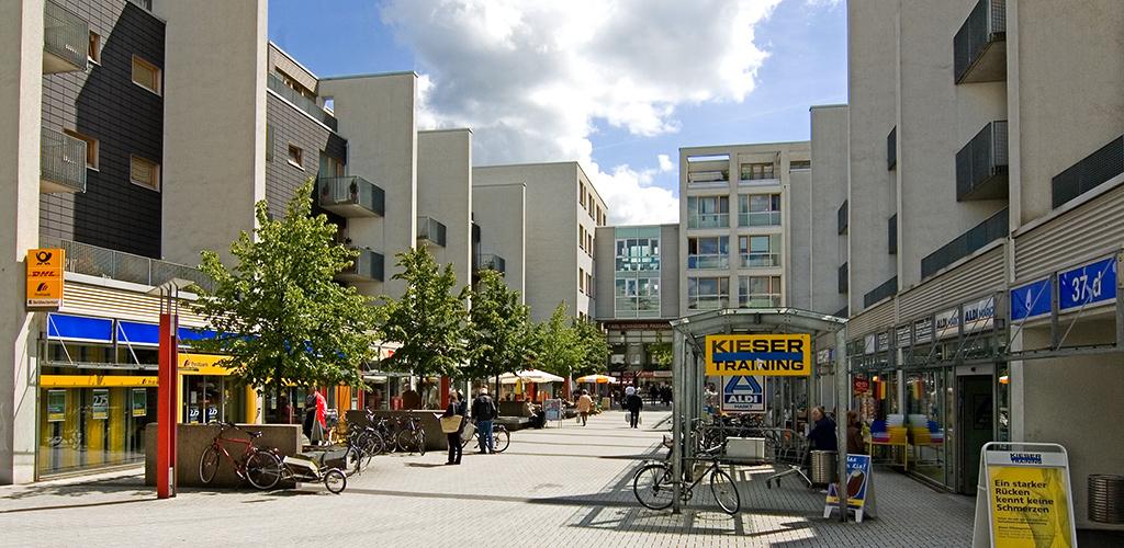 Karl Schneider Passagen - Gewerbeflächen, Wohnungen, Stellplätze