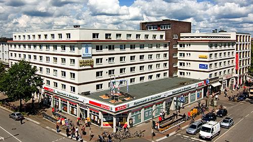 Karl Schneider Passagen, Hamburg-Eimsbüttel - Teaser